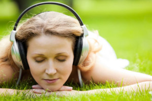 Self-hypnosis-headphones