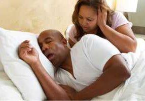 ignore snoring